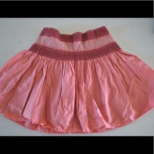 See by Chloe Pink Skirt